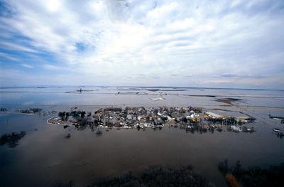 Inondation de la rivière Rouge en 1997