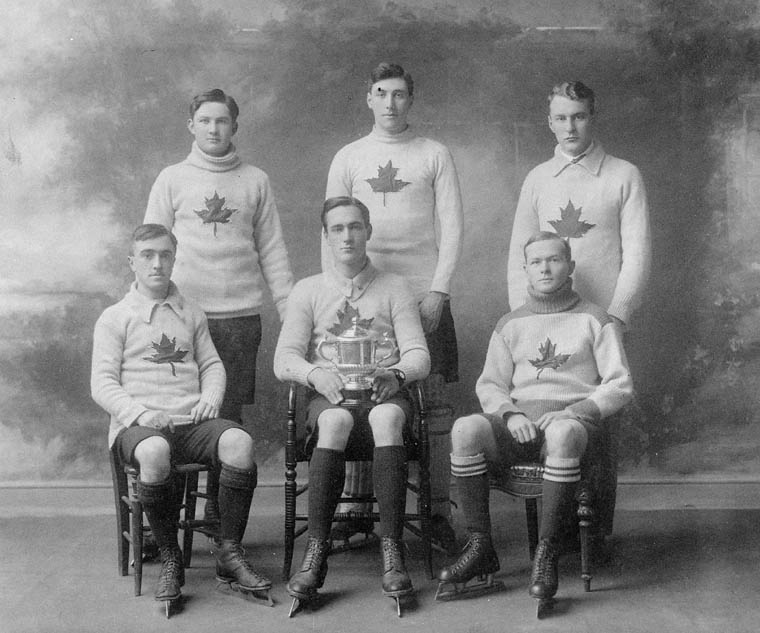 Oxford Canadians, 1909-10