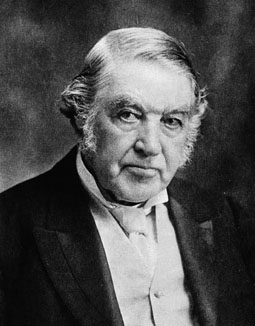 Sir Charles Tupper, politician and former prime minister