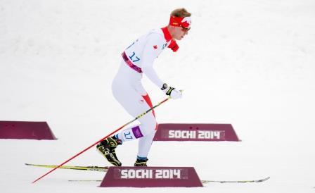 Mark Arendz, Sochi 2014