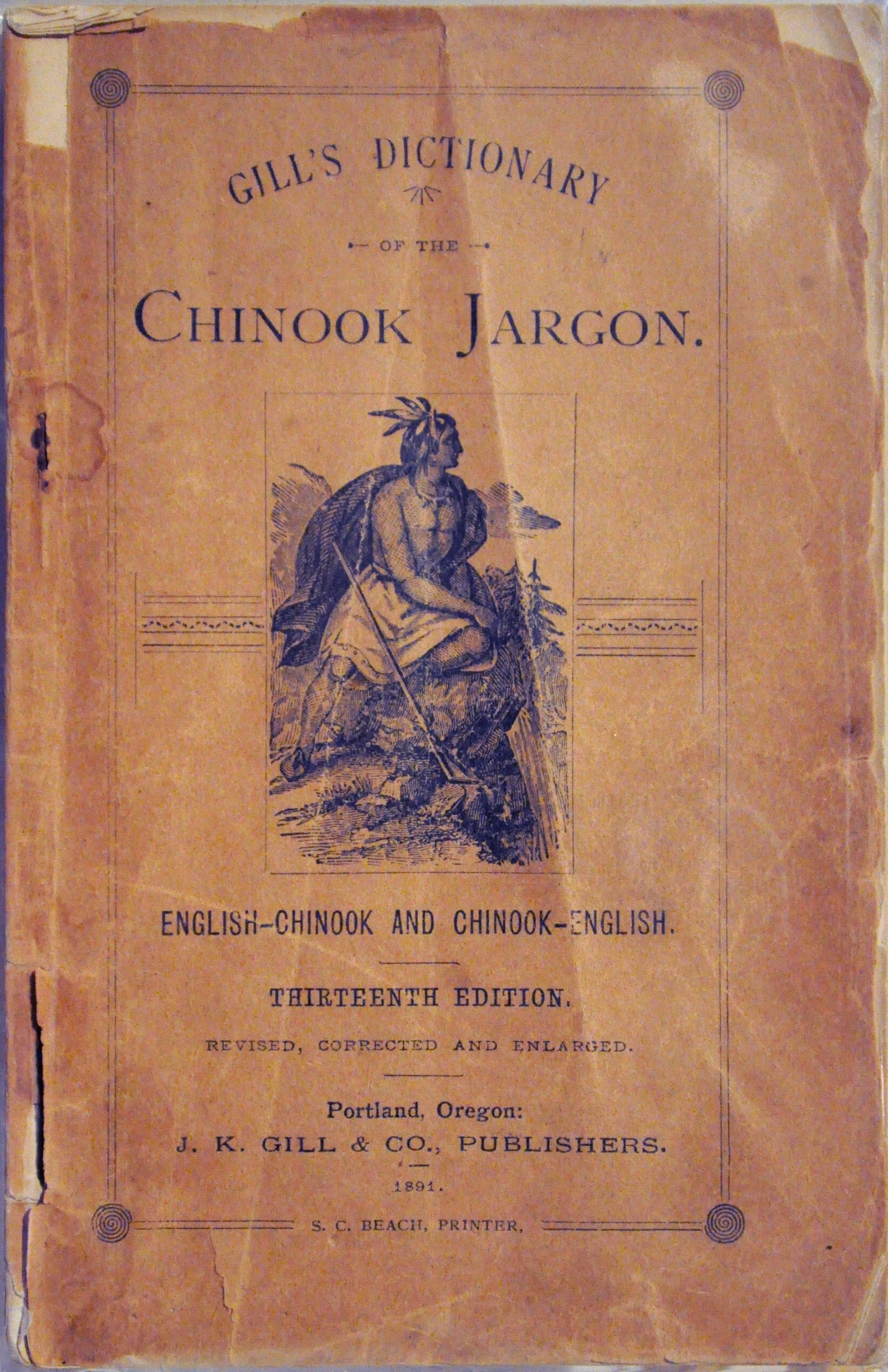 Chinook wawa