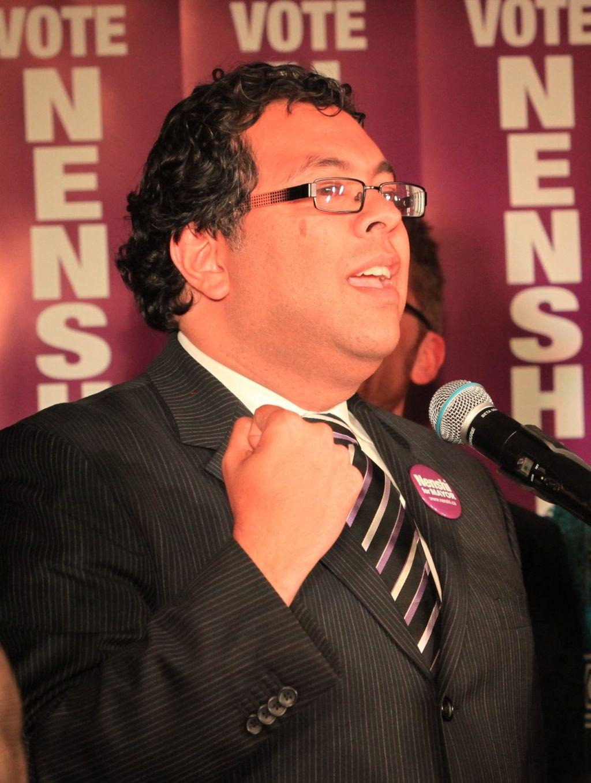 Naheed Nenshi