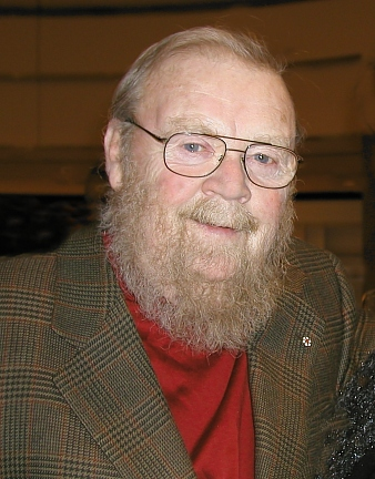 Farley Mowat, writer and environmentalist