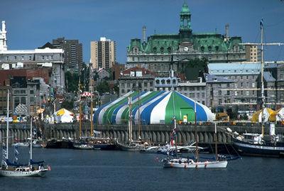 Montréal, Vieux-Port de