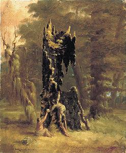 \u00ab Well in the Woods \u00bb