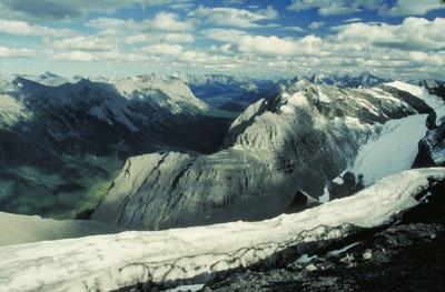 Banff National Park Mountains