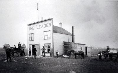 Regina, local du Leader