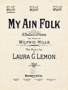 <i>My Ain Folk</i>