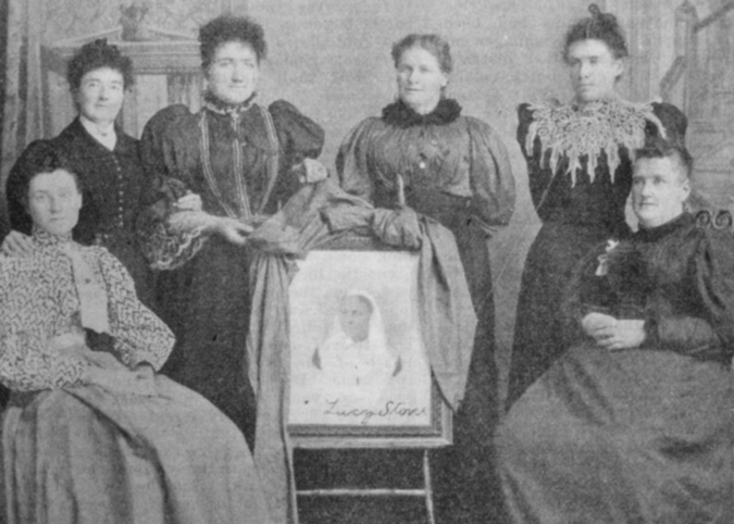 Exécutif du Manitoba Equal Suffrage Club, 1900