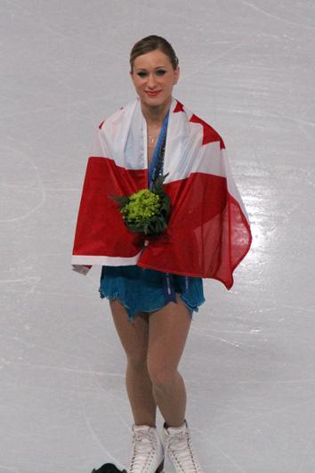 Joannie Rochette, 2010