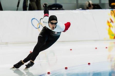 Denny Morrison, 1000m, Sochi 2014