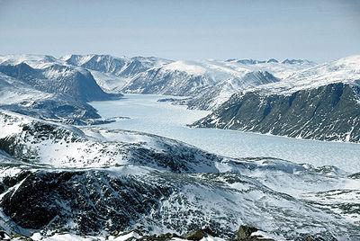 Hautes-terres du Labrador