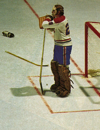 Ken Dryden, hockey player