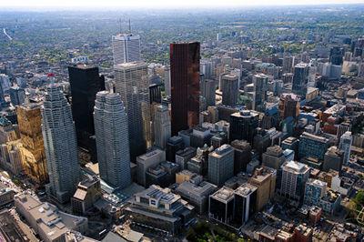 Bank Towers, Toronto