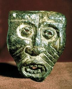 Masque miniature