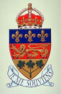 Armoiries du Québec