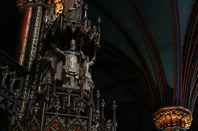 Notre-Dame de Montréal Basilica