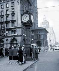 Birks Clock
