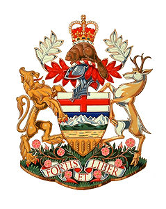 Alberta, armoiries de l