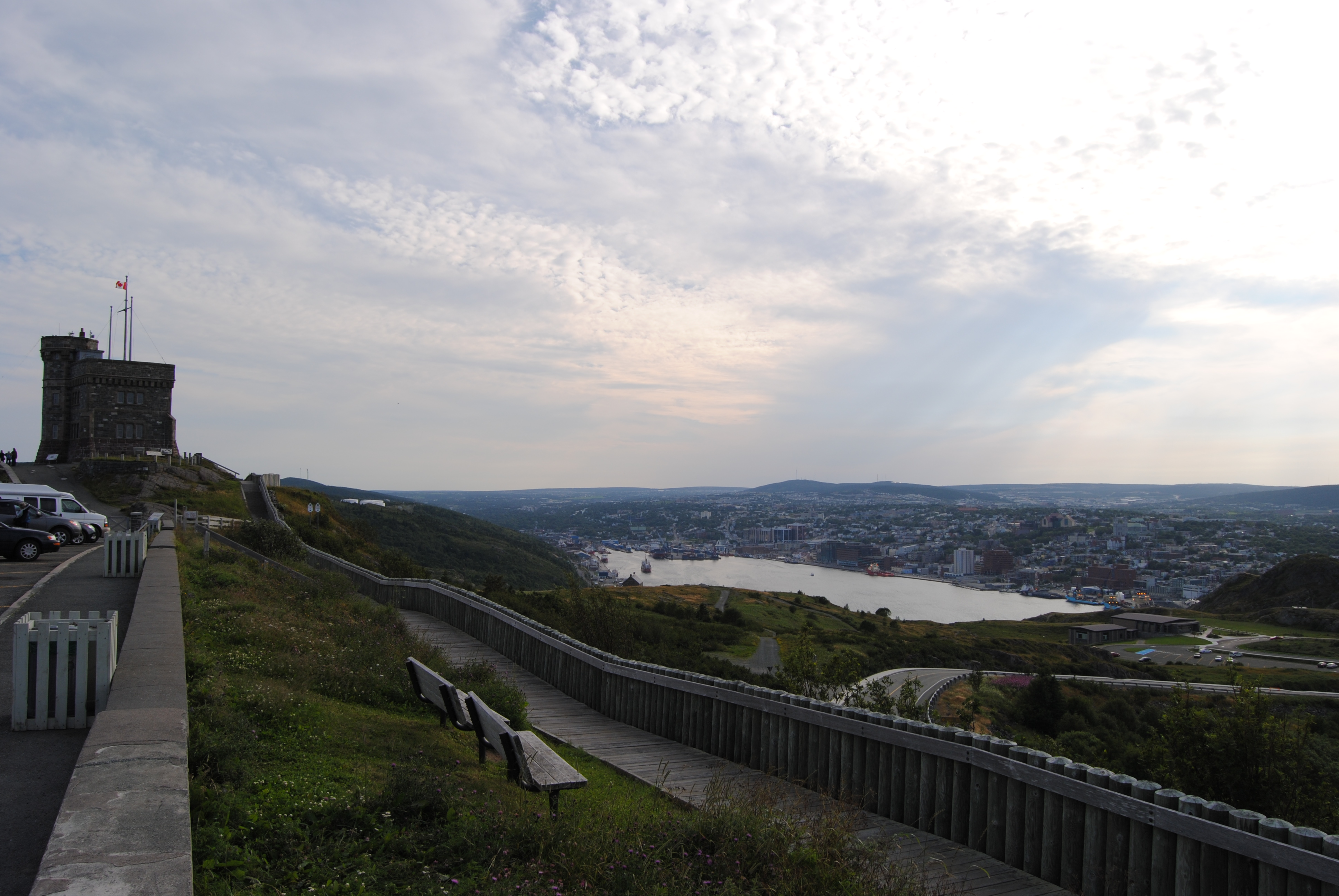 Signal Hill and St. John's, Nfld.
