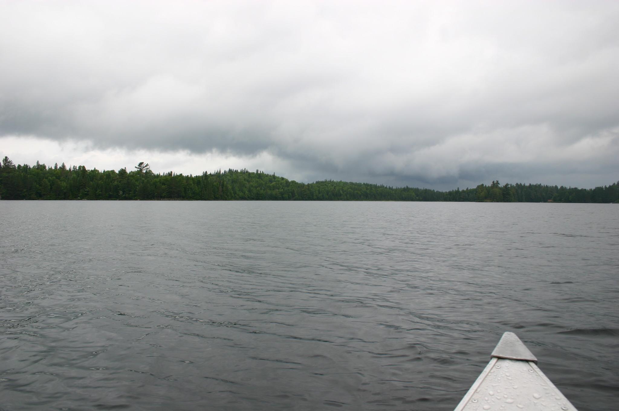Lac Opeongo, parc Algonquin