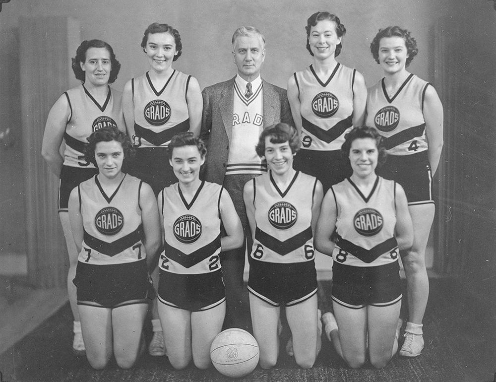 Edmonton Grads, 1939