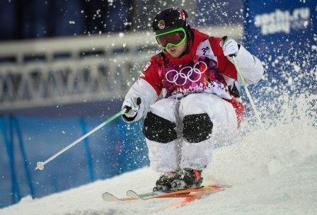 Alex Bilodeau, Sochi 2014