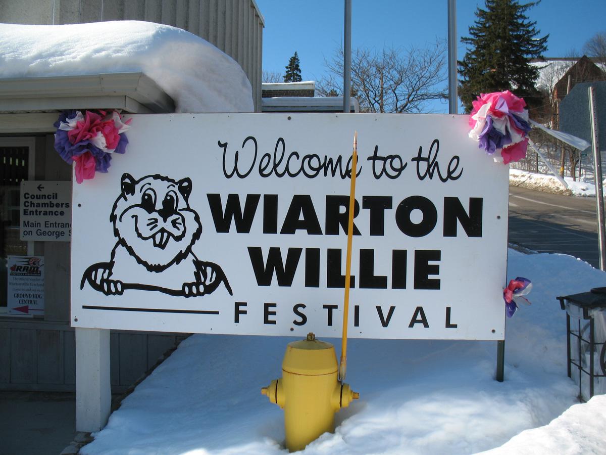 Wiarton Willie Festival