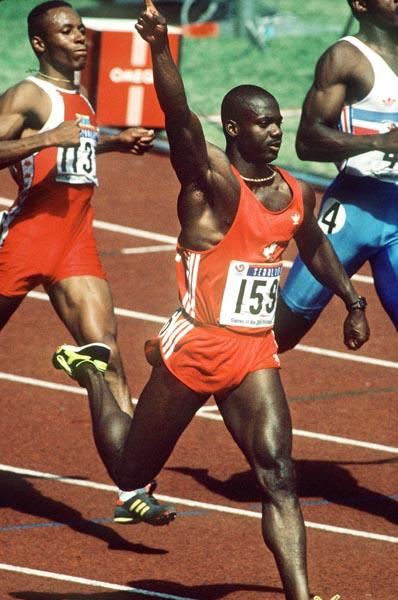 Ben Johnson 1988