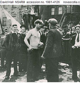 Émeutes du jour de la Victoire