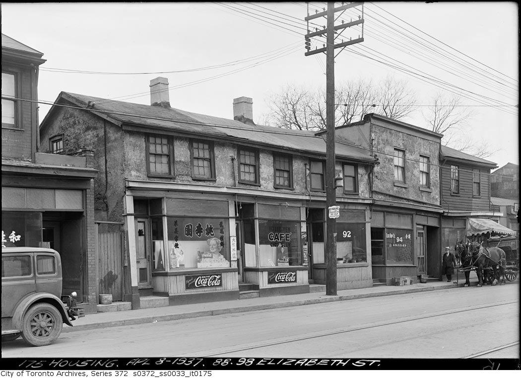 88-98 Rue Elizabeth, 1937