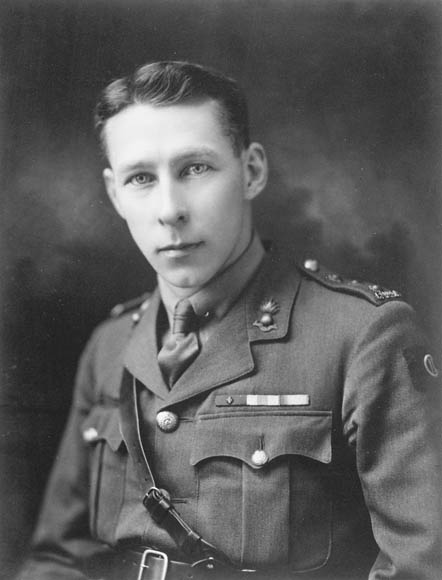 Coulson Norman Mitchell, VC
