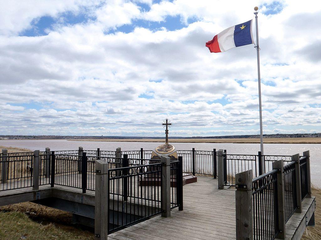 Mémorial Acadien à Moncton, Nouveau-Brunswick