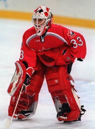 Manon Rhéaume, les Jeux olympiques de 1998