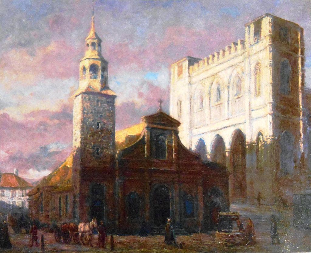 Église Notre-Dame de Montréal (Basilique)