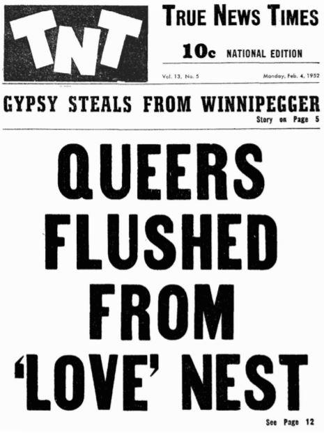 True News Times, 1952