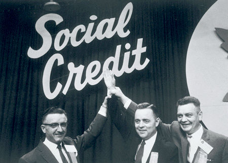 Crédit Social, congrès d'investiture du