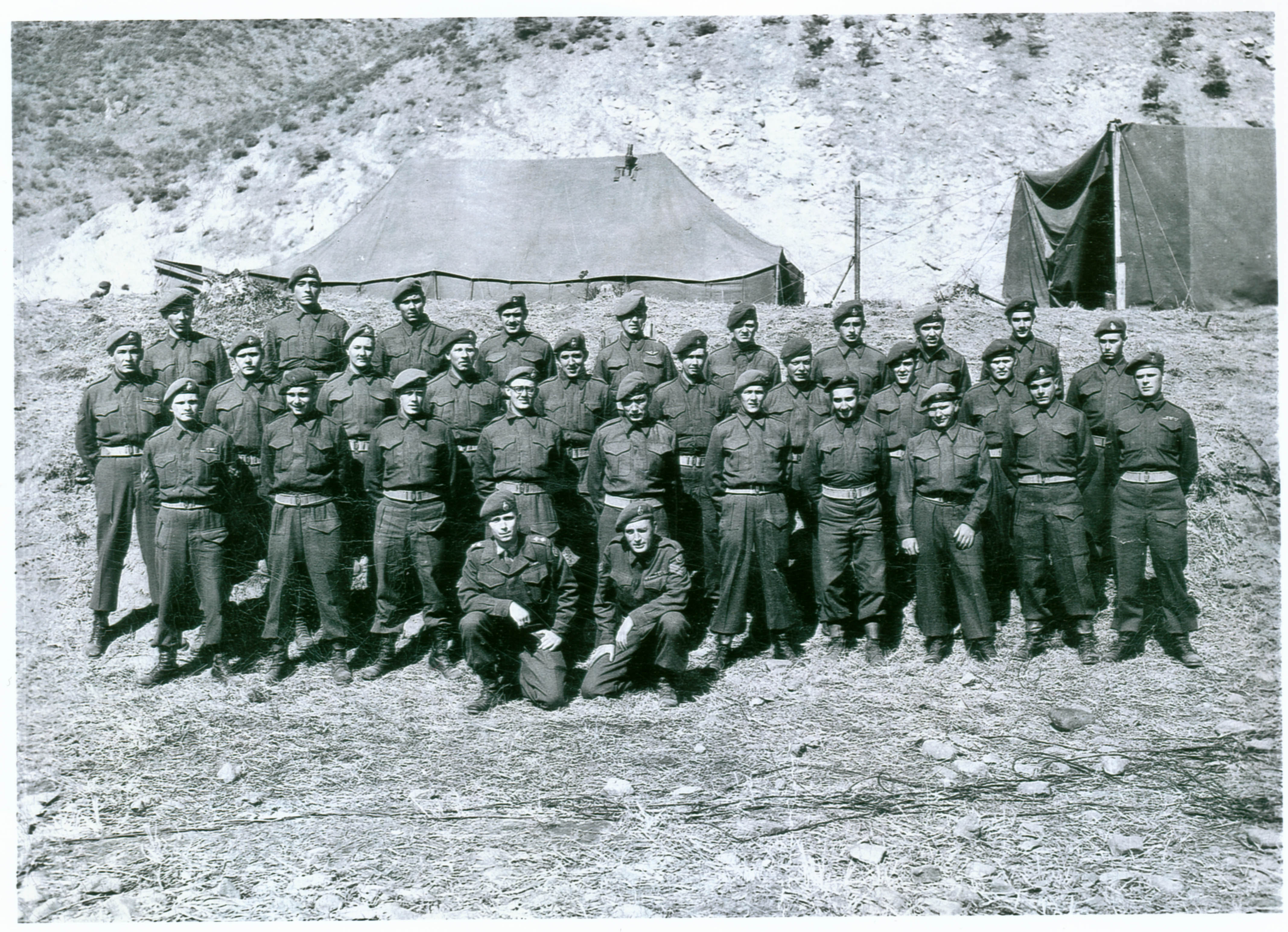 6 Platoon, C Company, 2nd Battalion, Princess Patricia's Canadian Light Infantry.
