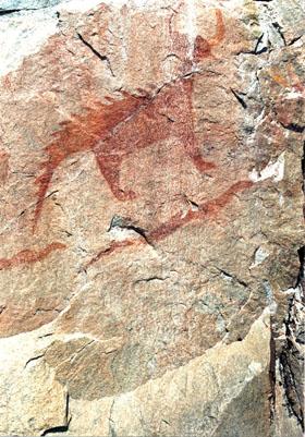 Agawa Pictograph Site