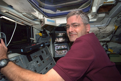 Marc Garneau, astronaut