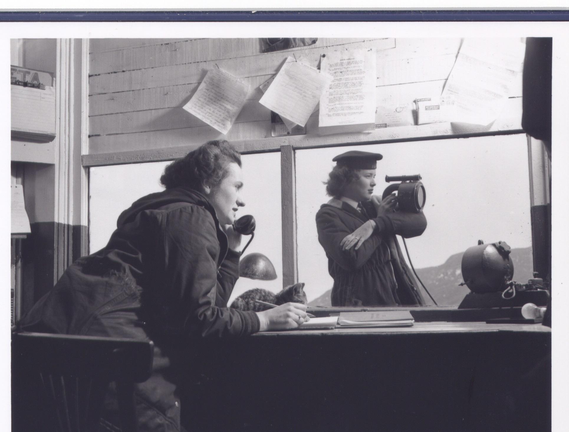 Service féminin de la Marine royale du Canada (WRCNS)