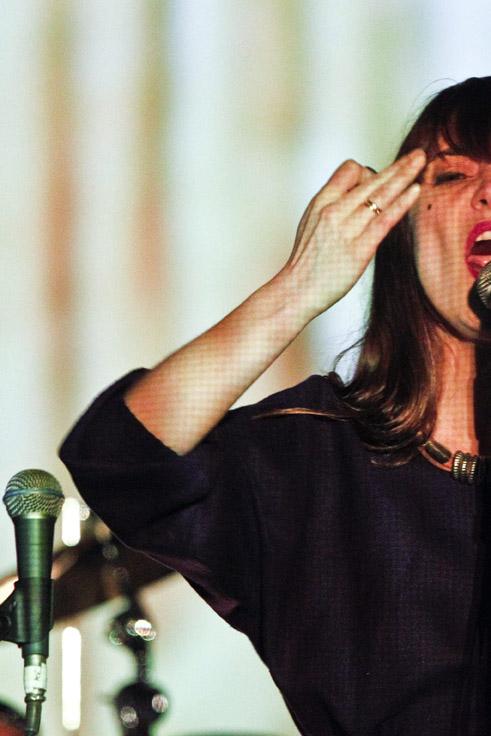 Leslie Feist, March 21st, 2012.