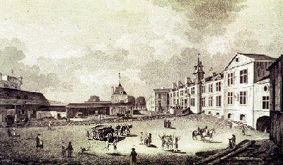 Intendant's Palace