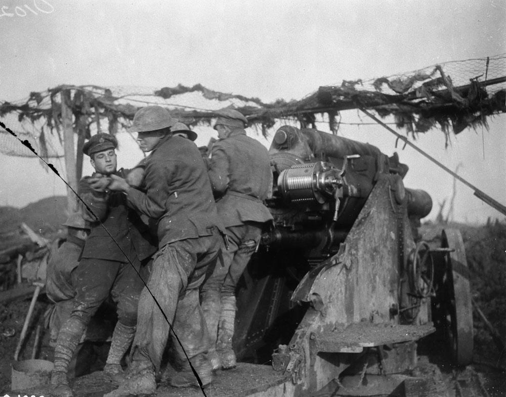 Howitzer-bataille de la Somme