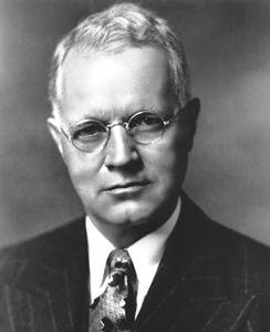 Robert Manion, politician