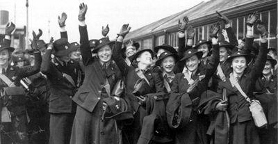 Infirmières militaires (1940)