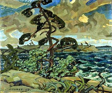 September Gale, Georgian Bay