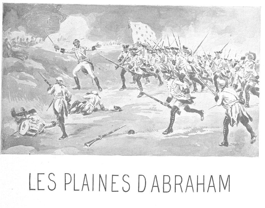 Plain of Abraham