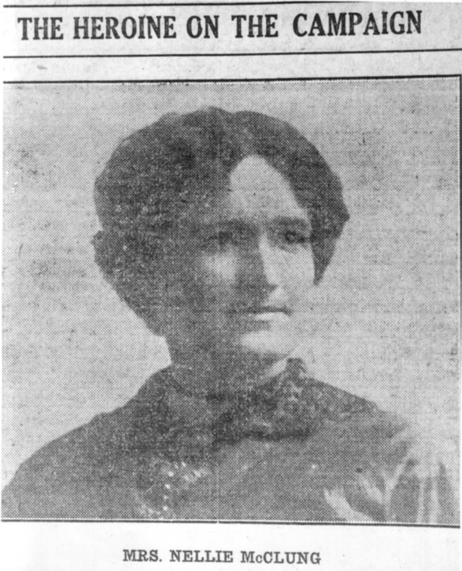 """""""The Heroine of the Campaign,"""" 1914"""