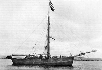 Gjoa (Amundsen